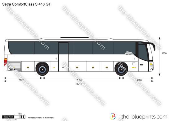 Setra ComfortClass S 416 GT