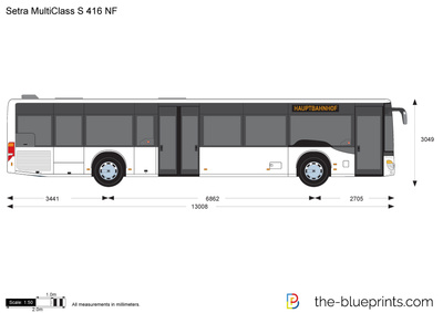 Setra MultiClass S 416 NF