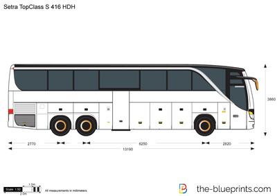 Setra TopClass S 416 HDH