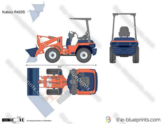 Kubota R420S