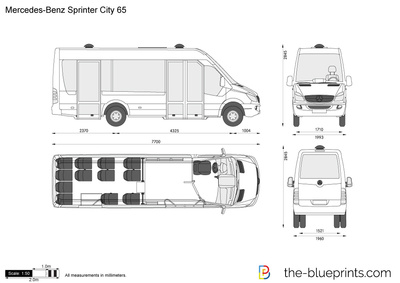 Mercedes-Benz Sprinter City 65