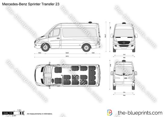 Mercedes-Benz Sprinter Transfer 23