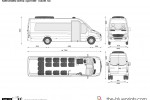 Mercedes-Benz Sprinter Travel 45