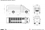 Mercedes-Benz Sprinter Travel 55