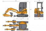 CASE CX27B Mini Excavator