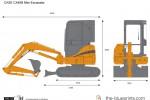 CASE CX45B Mini Excavator