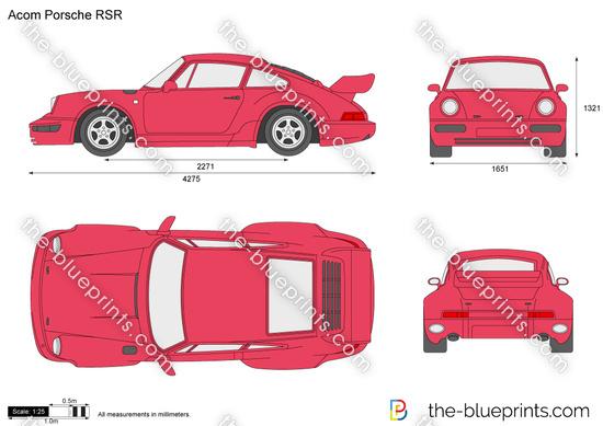 Acom Porsche RSR