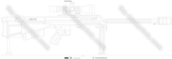 Barrett Model 95