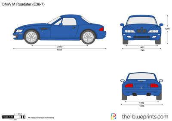 BMW M Roadster (E36-7)