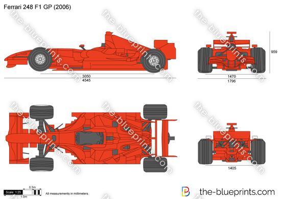 Ferrari 248 F1 GP