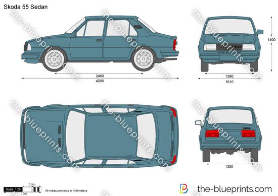 Skoda 55 Sedan
