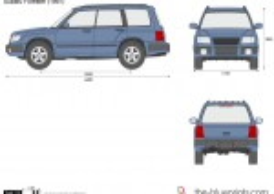 Subaru Forester (1997)