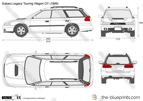 Subaru Legacy Touring Wagon GT
