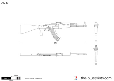 Ak-47 Milled Receiver Drawings Related Keywords & Suggestions - Ak