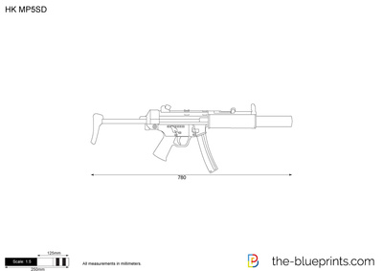 HK MP5SD