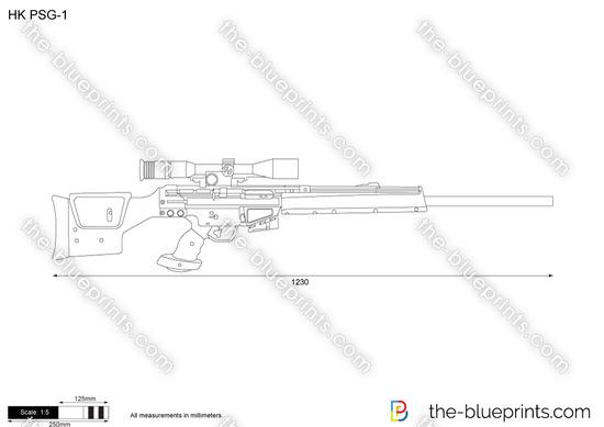 HK PSG-1