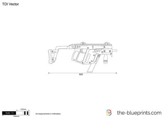 Blueprint Vector Drawings Drawing Preview Tdi Vector