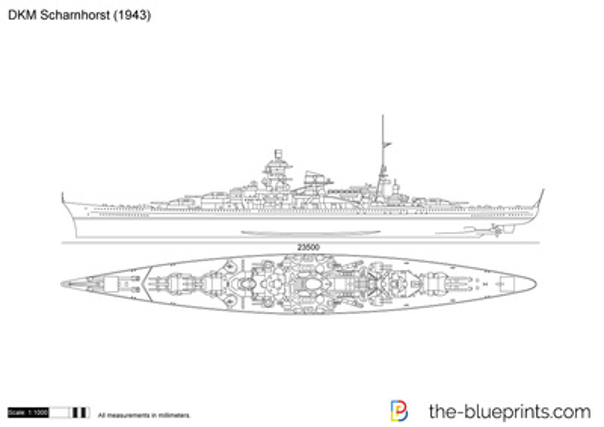 DKM Scharnhorst