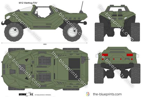 M12 Warthog FAV