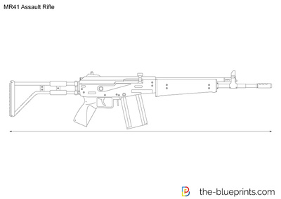 MR41 Assault Rifle