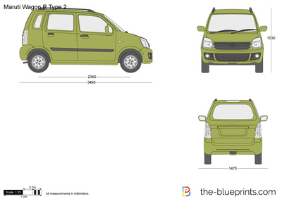 Maruti Wagon R Type 2