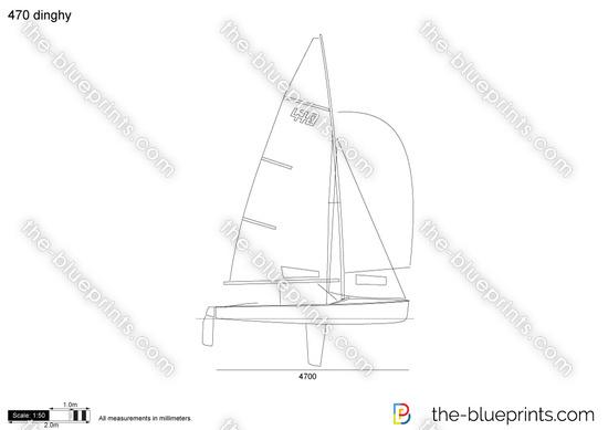 470 dinghy