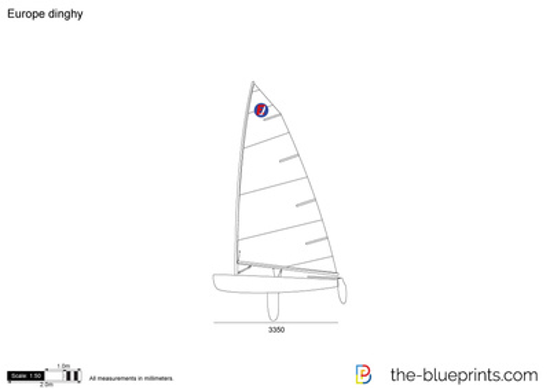 Europe dinghy