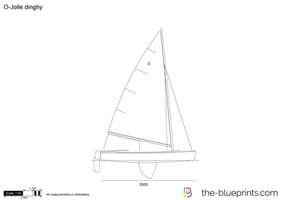 O-Jolle dinghy