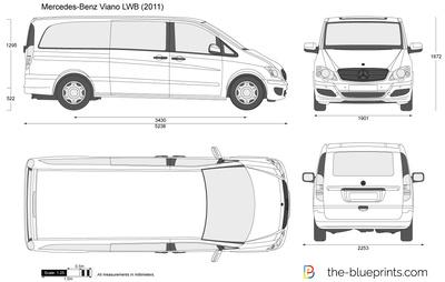 Mercedes-Benz Viano LWB