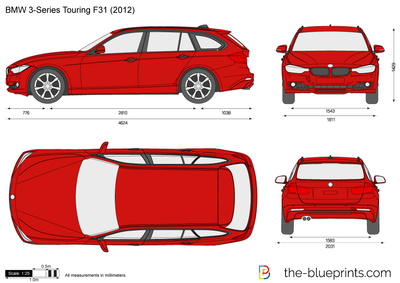 BMW 3-Series Touring F31