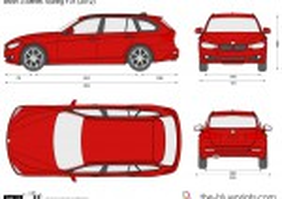BMW 3-Series Touring F31