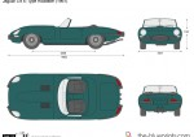 Jaguar 3.8 E-Type Roadster