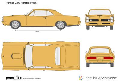 Pontiac GTO Hardtop