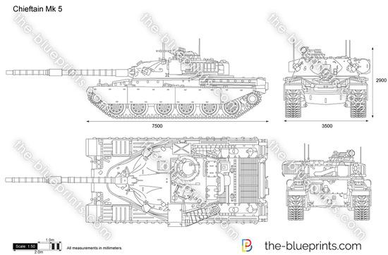 Chieftain Mk 5