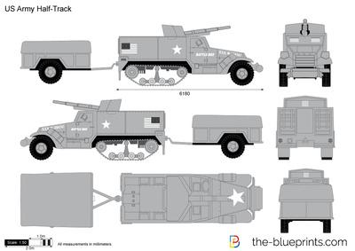 US Army Half-Track