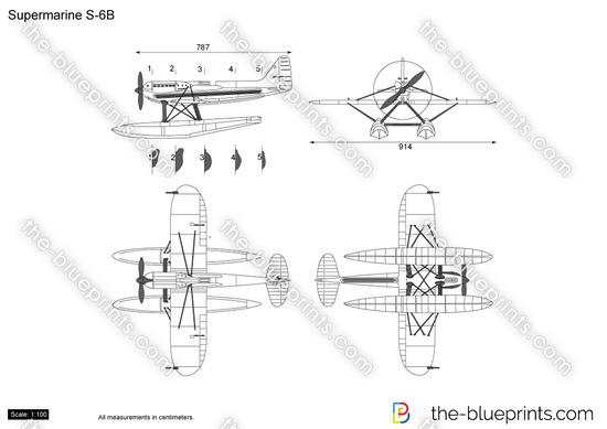 Supermarine S-6B