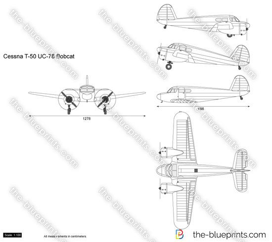 Cessna T-50 UC-78 Bobcat