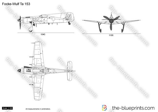 Focke-Wulf Ta 153