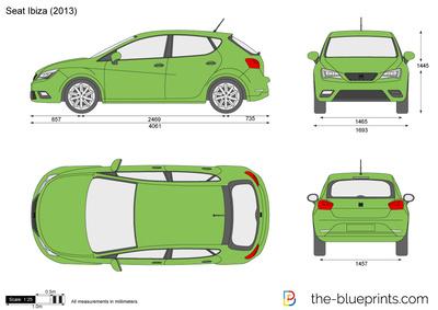 SEAT Ibiza 5-Door (2013)