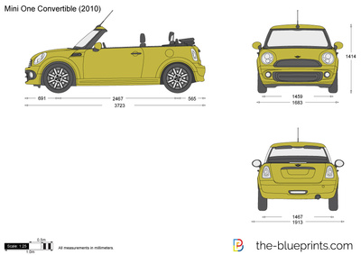 Mini One Convertible R57