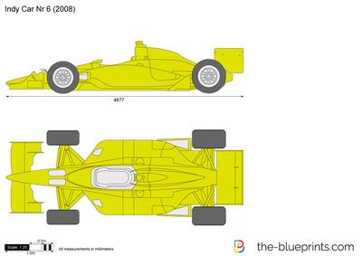 Indy Car Nr 6