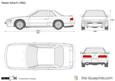 Nissan Silvia K