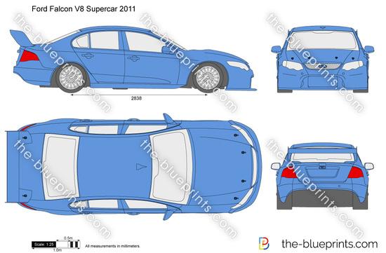 Ford Falcon V8 Supercar