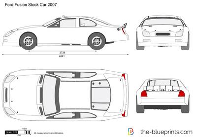Ford Fusion Stockcar
