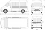 Citroen Relay Combi MWB High Roof