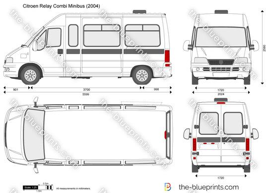 Citroen Relay Combi Minibus