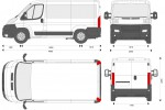 Citroen Relay Van SWB