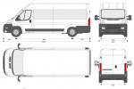 Citroen Relay Van XLWB