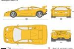 Lamborghini Diablo GTR (2000)