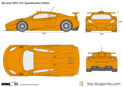 McLaren MP4-12C GT3 Speedhunters Edition